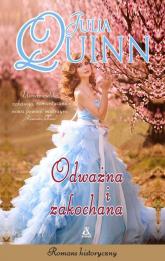 Odważna i zakochana - Julia Quinn | mała okładka