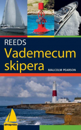 REEDS Vademecum skipera - Malcolm Pearson | mała okładka