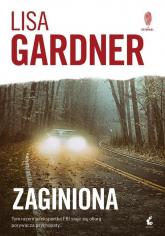 Zaginiona - Lisa Gardner | mała okładka