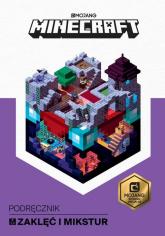 Minecraft Podręcznik zaklęć i mikstur - Stephanie Milton | mała okładka