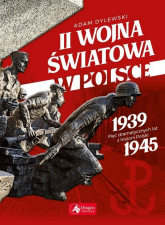 II wojna światowa w Polsce - Adam Dylewski | mała okładka