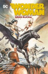 Wonder Woman Tom 2 - Rucka Greg, Johns Geoff, Johnson Drew, Morale | mała okładka