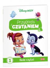 Vampirina Przygoda z czytaniem Będę czytać PCG-4 -    mała okładka
