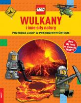 LEGO Wulkany i inne siły natury LDJ-3 - zbiorowe Opracowanie | mała okładka