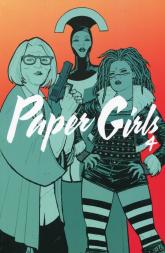 Paper Girls 4 - Vaughan Brian K.   mała okładka