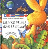Listy od Feliksa Nowe przygody - Langen Annette, Droop Constanza | mała okładka