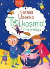 Poeci dla dzieci Tyci Kosmici i inne wiersze - Natalia Usenko | mała okładka