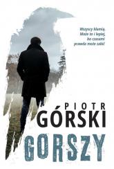 Gorszy - Piotr Górski | mała okładka