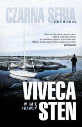W imię prawdy - Viveca Sten | mała okładka