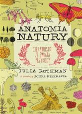 Anatomia natury - Julia Rothman | mała okładka