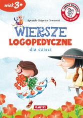 Wiersze logopedyczne dla dzieci - Agnieszka Nożyńska-Demianiuk | mała okładka