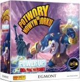 Power Up Doładowanie Dodatek do gry Potwory w Nowym Jorku -    mała okładka
