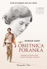 Obietnica poranka - Romain Gary | mała okładka