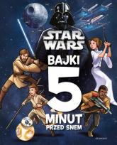 Star Wars Bajki 5 minut przed snem -  | mała okładka