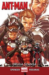 Ant-Man Druga szansa - Spencer Nick, Rosanas Ramon   mała okładka