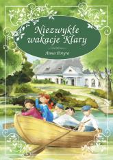 Niezwykłe wakacje Klary - Anna Potyra | mała okładka