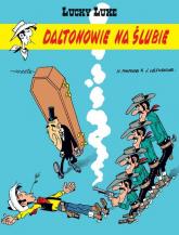 Lucky Luke Daltonowie na ślubie - Léturgie, Fauche, Morris | mała okładka