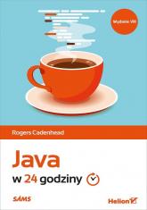 Java w 24 godziny - Rogers Cadenhead | mała okładka