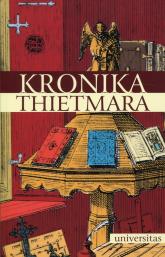 Kronika Thietmara -  | mała okładka