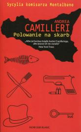 Polowanie na skarb - Andrea Camilleri | mała okładka