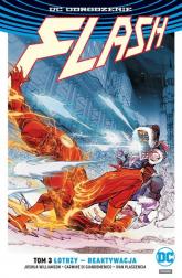 Flash Tom 3 Łotrzy reaktywacja DC Odrodzenie - Williamson Joshua, di Giandomenico Carmine | mała okładka