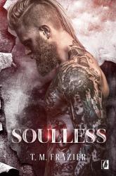King Tom 4 Soulless - Frazier T. M. | mała okładka