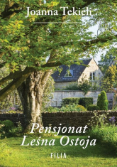 Pensjonat Leśna Ostoja - Joanna Tekieli | mała okładka