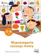 Wspomaganie rozwoju mowy - Wiesława Żaba-Żabińska   mała okładka