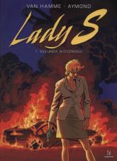 Lady S 7 Sekunda wieczności - Van Hamme Jean, Aymond Philippe | mała okładka