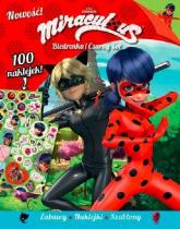 Biedronka i Czarny Kot Zabawy naklejki -  | mała okładka