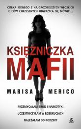 Księżniczka mafii - Marisa Merico | mała okładka