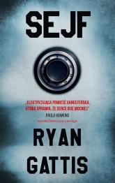 Sejf - Ryan Gattis | mała okładka