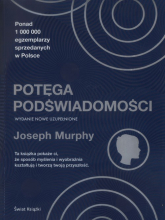 Potęga podświadomości wydanie nowe uzupełnione - Joseph Murphy | mała okładka