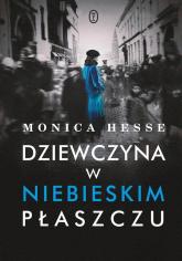 Dziewczyna w niebieskim płaszczu - Monica Hesse | mała okładka