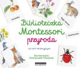 Biblioteczka Montessori Przyroda - Eve Herrmann | mała okładka