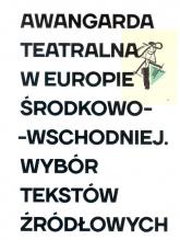 Awangarda teatralna w Europie Środkowo-Wschodniej -    mała okładka