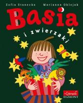 Basia i zwierzaki - Zofia Stanecka | mała okładka