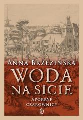 Woda na sicie Apokryf czarownicy - Anna Brzezińska | mała okładka