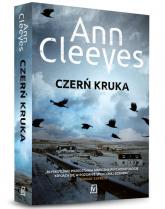 Czerń kruka - Ann Cleeves | mała okładka