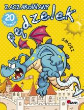 Zaczarowany pędzelek Smoki - Piotr Kozera | mała okładka