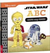 Disney Uczy Star Wars ABC Akademia małego Padawana USW-1 - Calliope Glass, Caitlin Kennedy | mała okładka