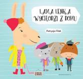 Lama Lenka wychodzi z domu - Patrycja Filak | mała okładka
