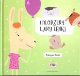 Urodziny lamy Lenki - Patrycja Filak | mała okładka