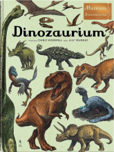 Dinozaurium - Lily Murray | mała okładka