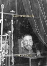 Paris surréaliste Livre pour écrire - Agnieszka Taborska | mała okładka