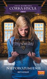 Saga Norweska Córka hycla 14 Nieporozumienie - Ruus May Lis | mała okładka