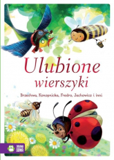 Ulubione wierszyki - Brzechwa Jan, Konopnicka Maria, Bełza Władysł | mała okładka