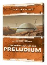 Terraformacja Marsa Preludium -  | mała okładka