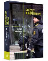 Strzały w Kopenhadze - Niklas Orrenius | mała okładka