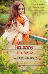 Jesienny bluszcz - Magdalena Kubasiewicz | mała okładka